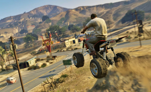 Grand Theft Auto V + RELOADED Screenshot 1