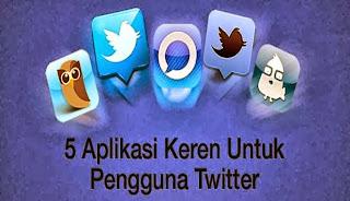 aplikasi twiter untuk android