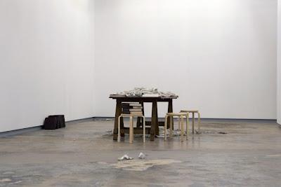 Simryn+Gill+paper+boats+installation+1.j
