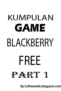Kumpulan game blackberry free