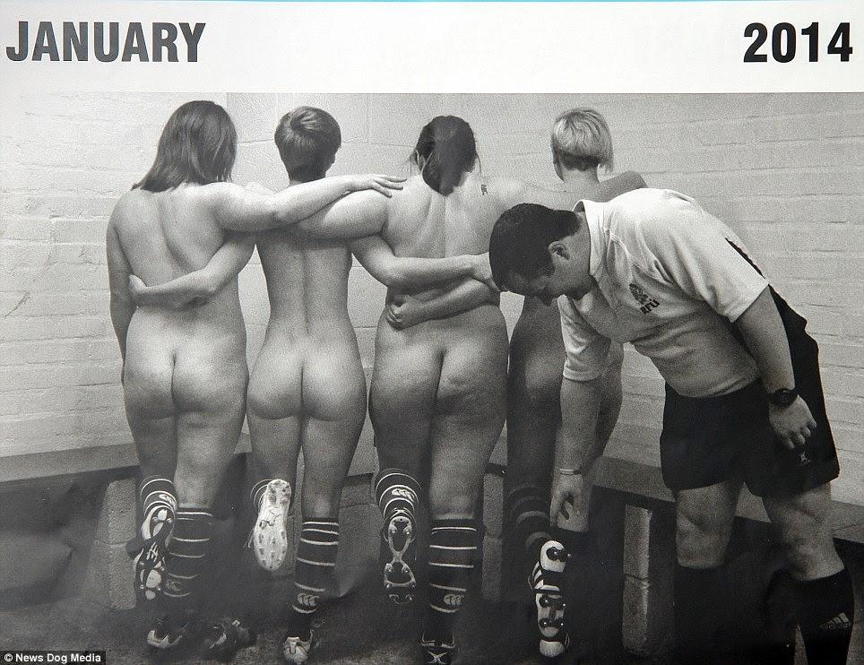 Foto Telanjang Mahasiswi Tim Rugby Universitas Oxford 1