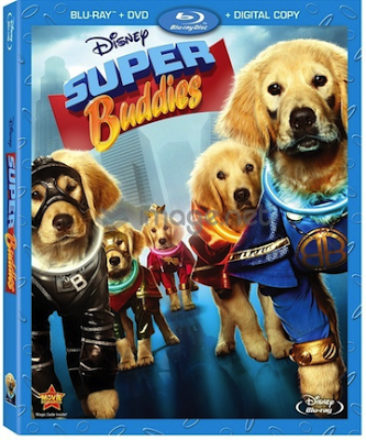 Super Buddies, a new #Disney Buddies film