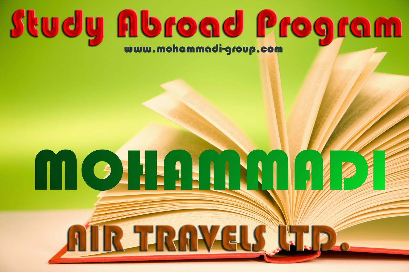 Nazreen oroni - Consultant - MIM Study Abroad | LinkedIn