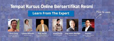 Review Kursus Online Bersertifikat di Indonesia