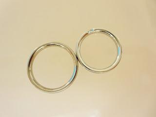 フラージャコー 真円 丸 丈夫 プラチナ シンプル 結婚指輪 鍛造 名古屋 スイス 上品