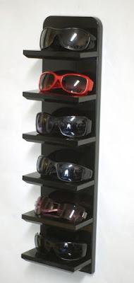 Идеи хранения солнцезащитных очков