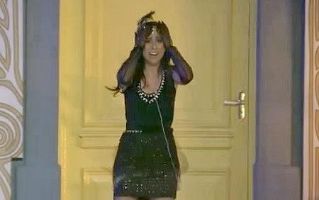 Valdirene entra na casa do BBB14 (BBB 2014)