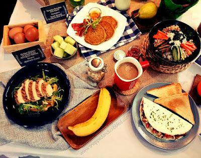 Nestle 2015 Wellness Expo: The Breakfast Edition