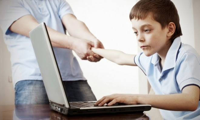 Kids and Addictions to Computer and Internet