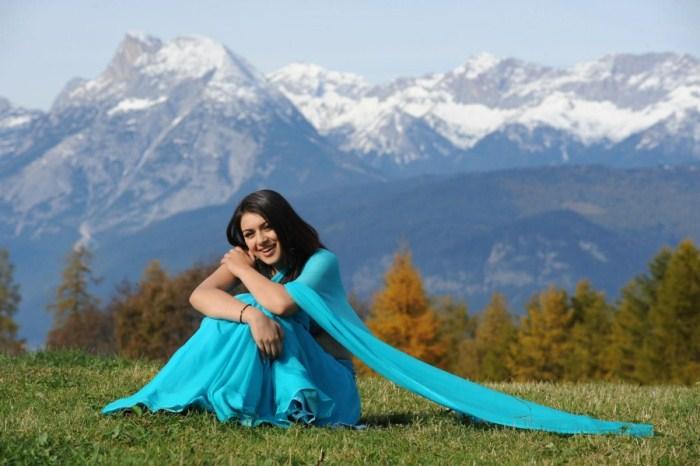 hansika motwani saree actress pics