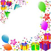 Escribe aquí tu mensaje de cumpleaños - Postales para personalizar - Happy . postal de feliz cumplea os happy birthday invitaciones imagenes