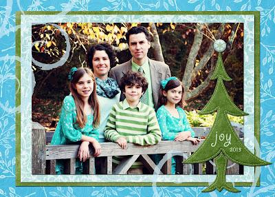 The Weston Family 2013