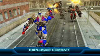 TRANSFORMERS AGE OF EXTINCTION 1.2.0 Apk Download