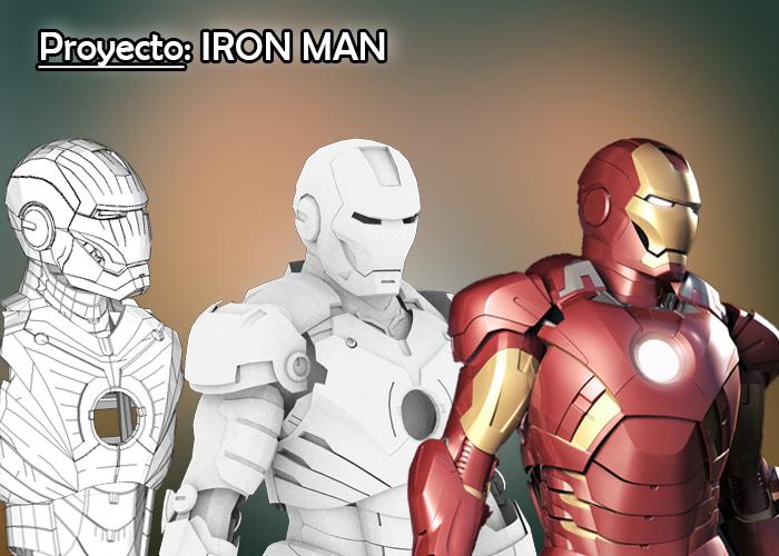 A que fanático o seguidor de Iron Man no le gustaría tener en su habitación el famoso traje que tanto nos gusta mirar en las películas?