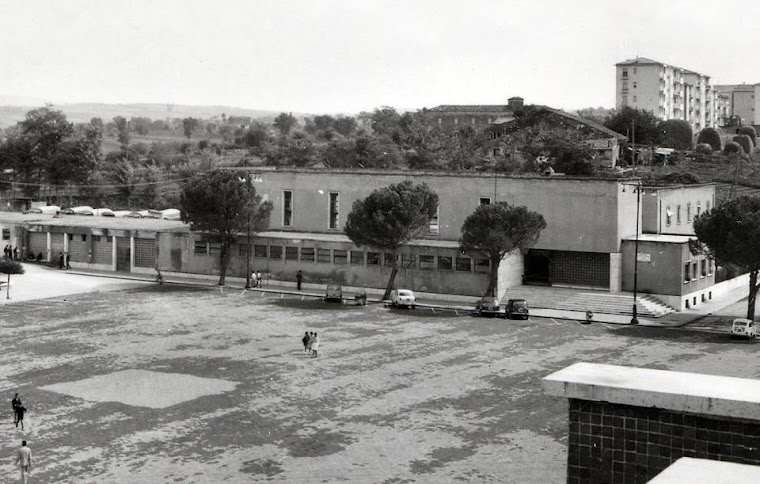 G.I.L. Palestra a Piazza risorgimento