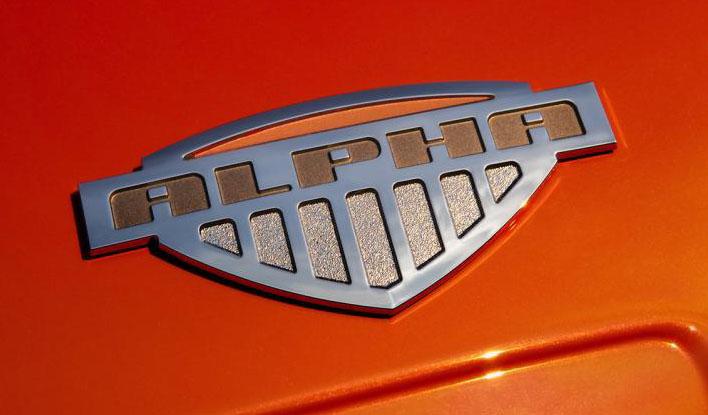 hummer alpha logo car logo