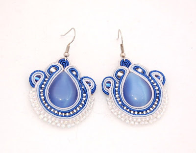 sutasz kolczyki soutache earrings 7
