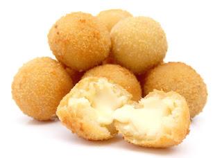 Recette des Boulettes Frites au Fromage