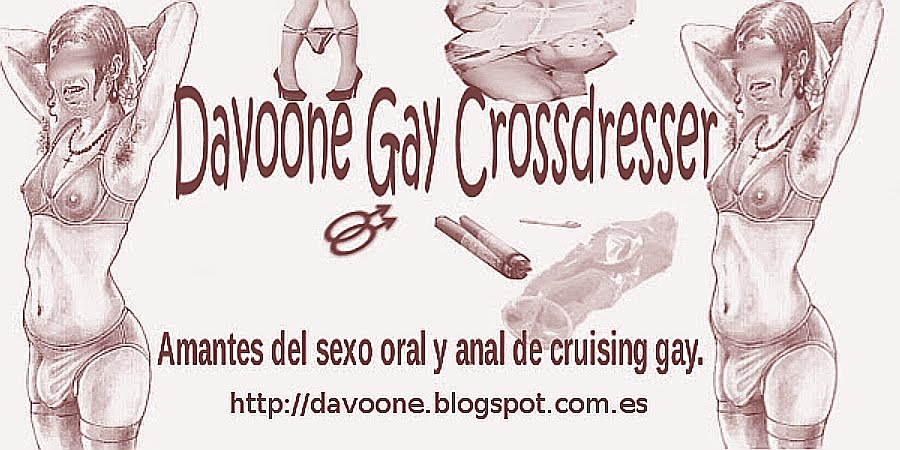 Davoone Gay Crossdresser