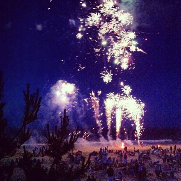 sea isle city, NJ fireworks