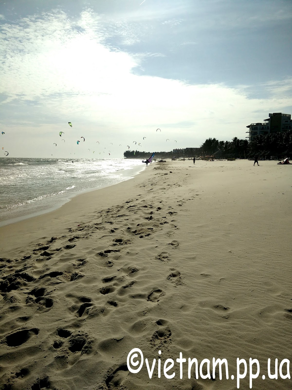 Пляжи Вьетнама отзывы