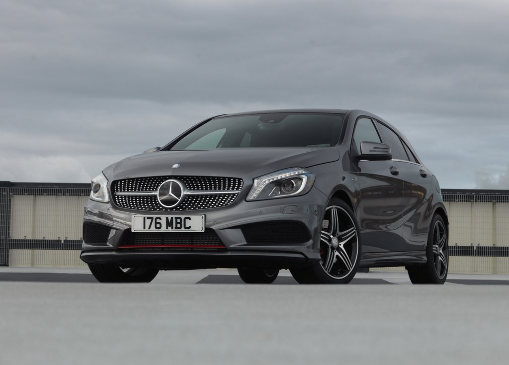 Mercedes benz a class amg sport wallpapers sports car for Mercedes benz sports cars