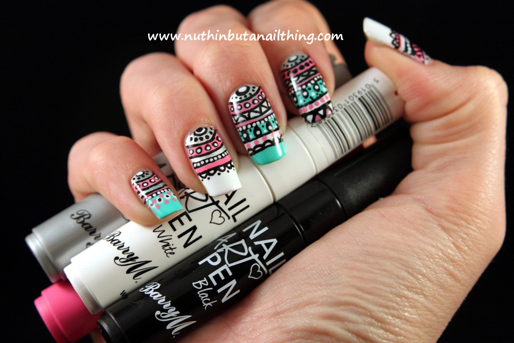 White Nail Art Pen Kitharingtonweb