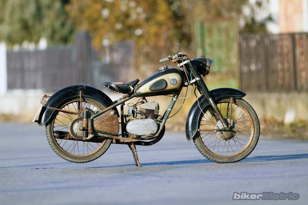 Vintage Bike Of The Day