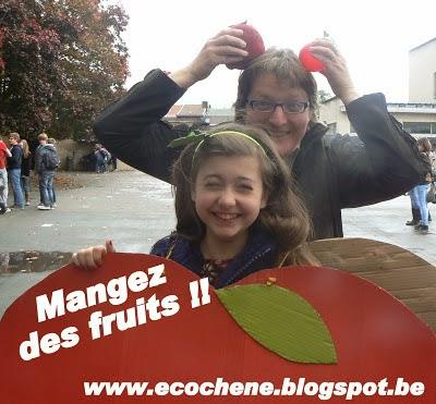 Le(s) Eco-chênéen(s) du mois : mars  2015