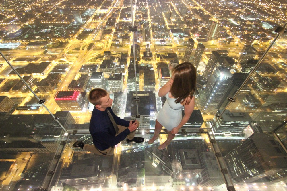 5 Best Places To Propose In Chicago I Chicago Proposals