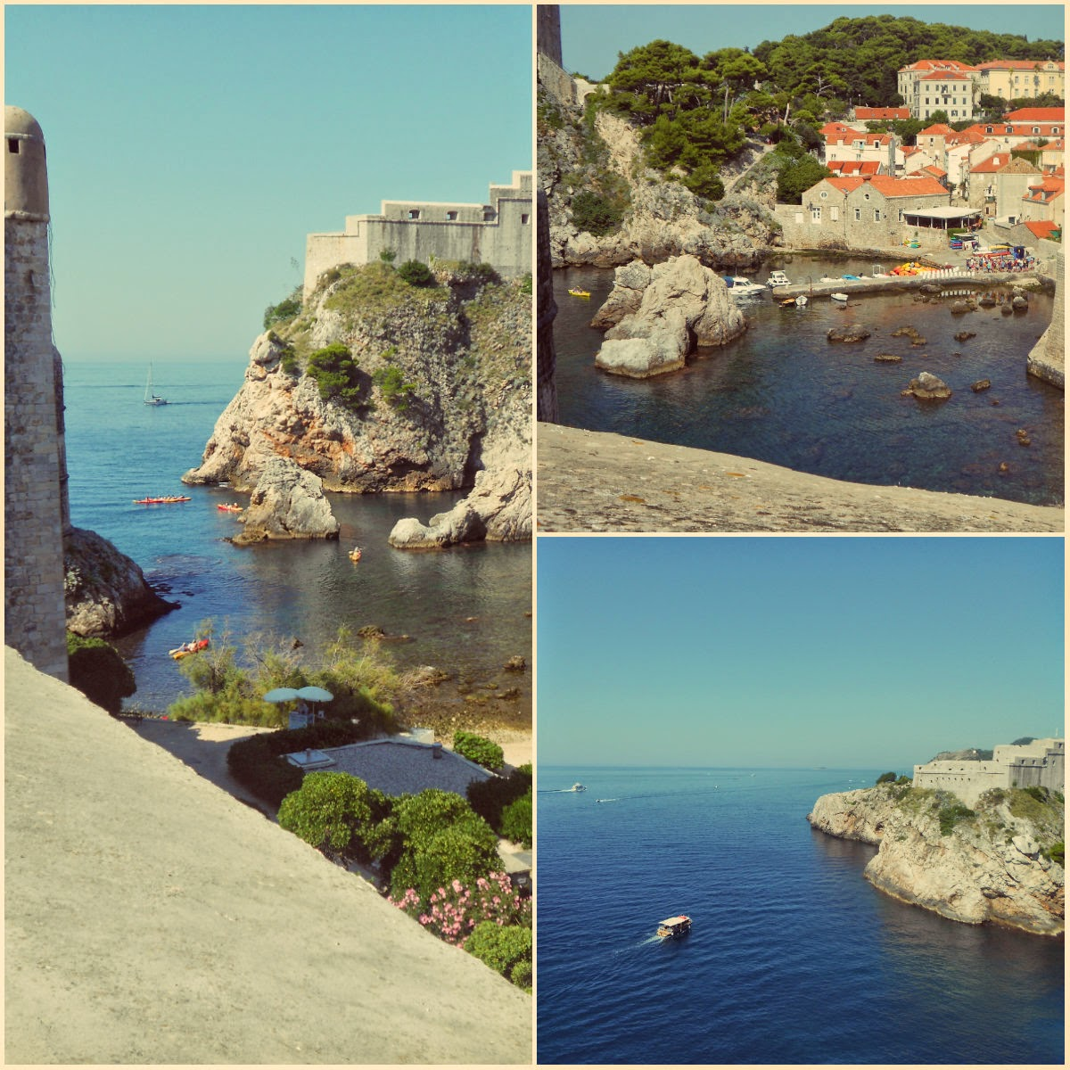 Dubrovnik Croatia Game Of Thrones