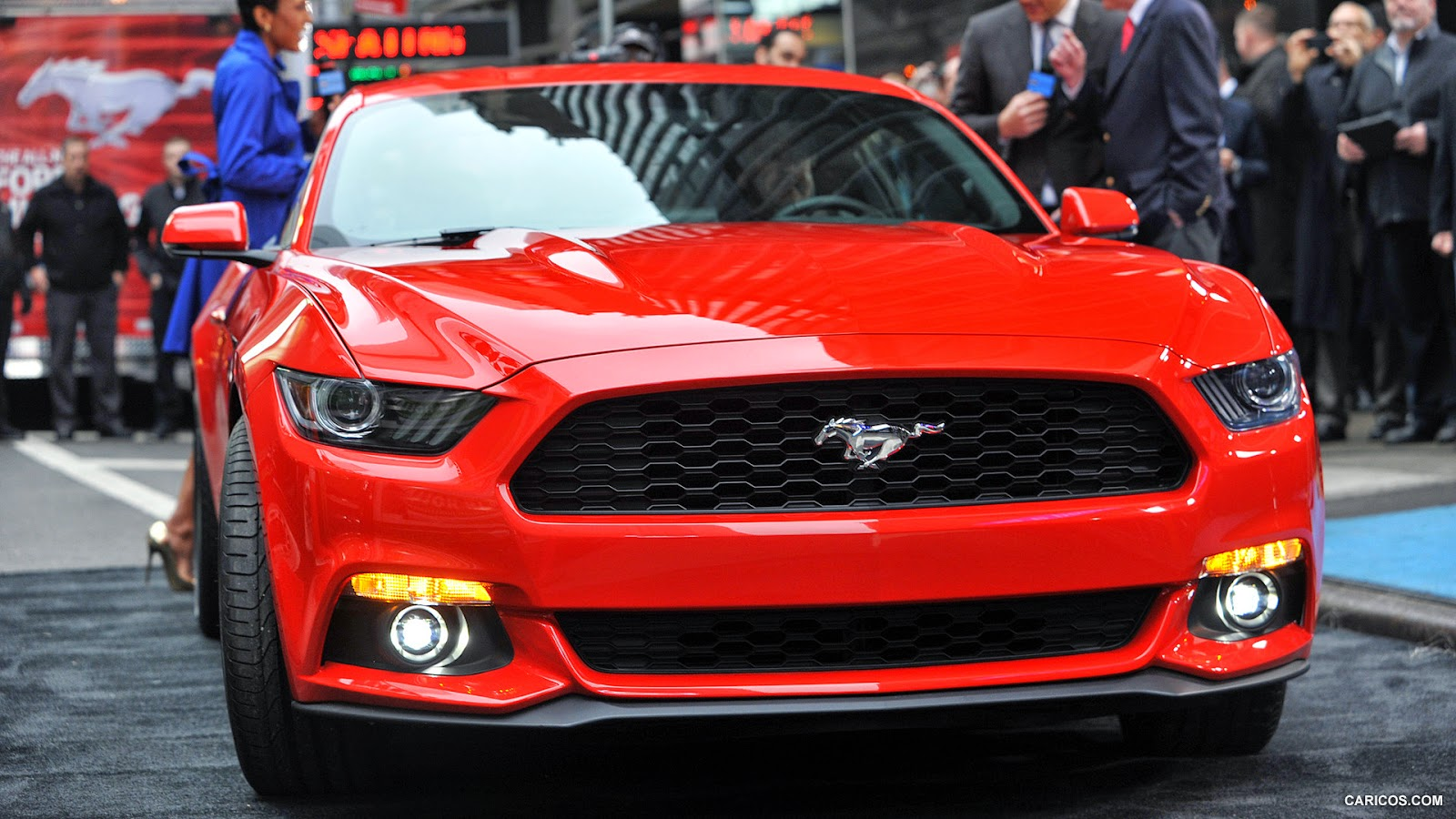 Ford Vehicles Nominated for 2015 North American Car/Truck of the Year