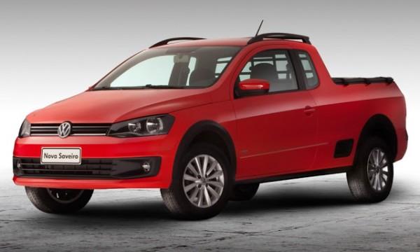Nueva Volkswagen Saveiro 2013 en Argentina