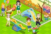 School Game : Sunflower Kindergarten