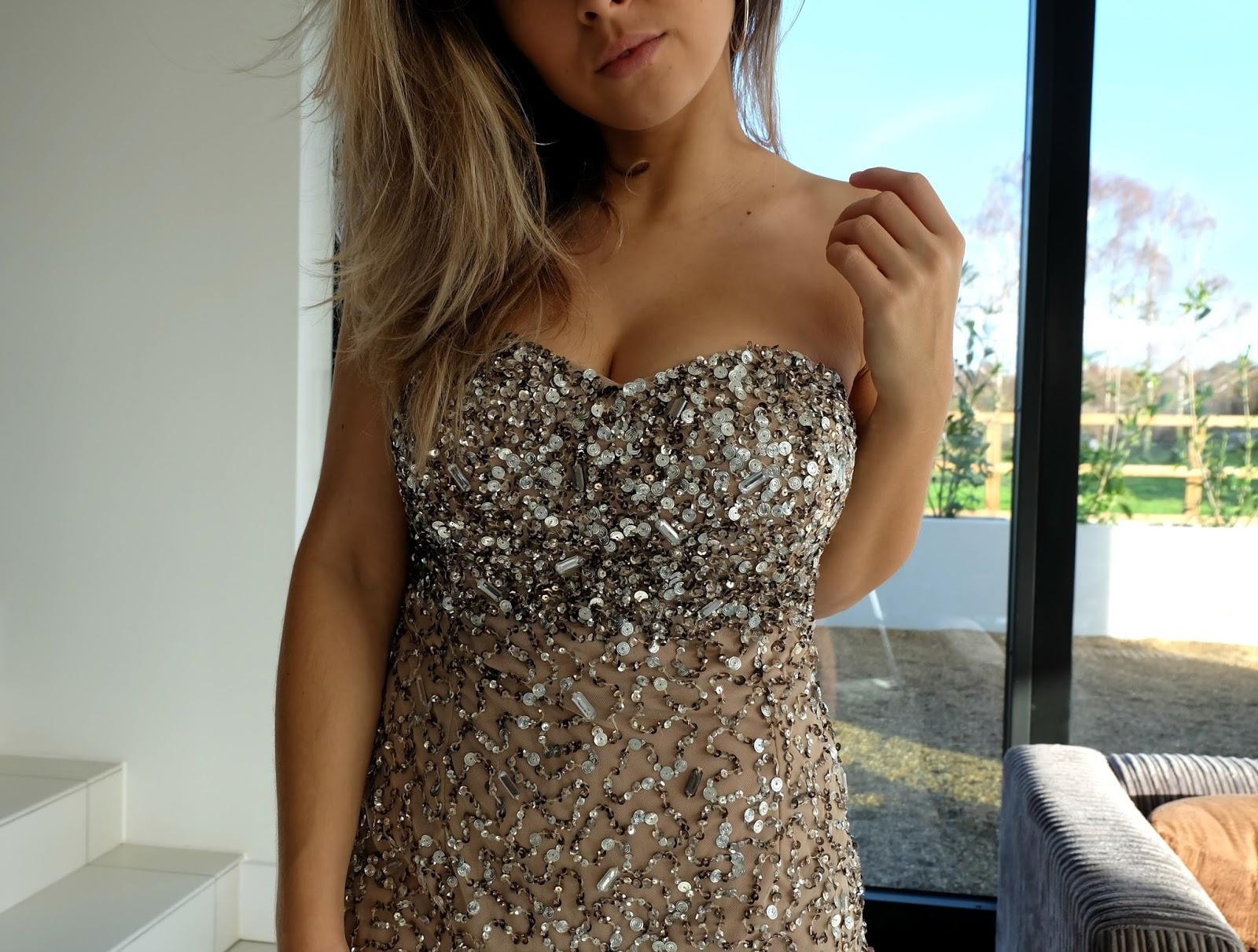 Sequin Dresses for NYE 2015