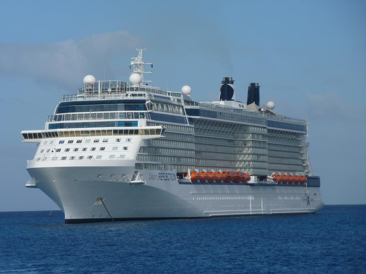 Photo tour: The elegance of a Celebrity Cruises ship