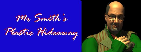 Mr Smiths Plastic Hideaway