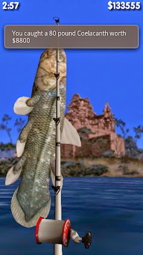 Big Sport Fishing 3D Android Apk Free