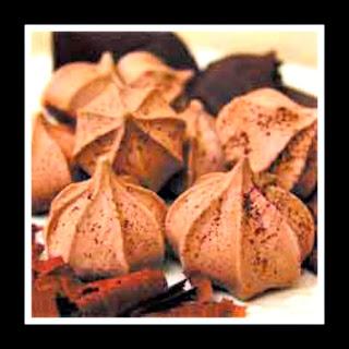 meringhe di cioccolato (clicca e condividi)