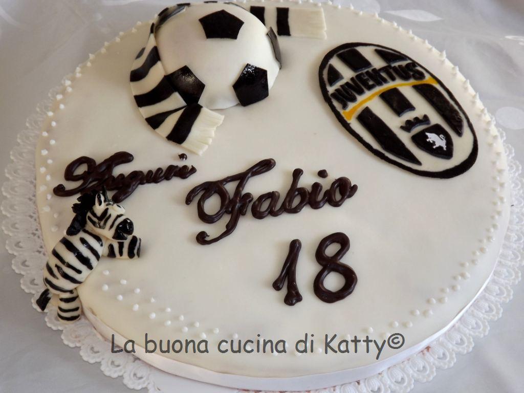 La Buona Cucina Di Katty Torta Della Juventus Per I 18