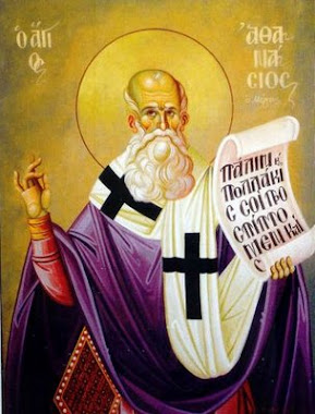 ST. ATHANASIUS OF ALEXANDRIA, Father and Doctor of the Church