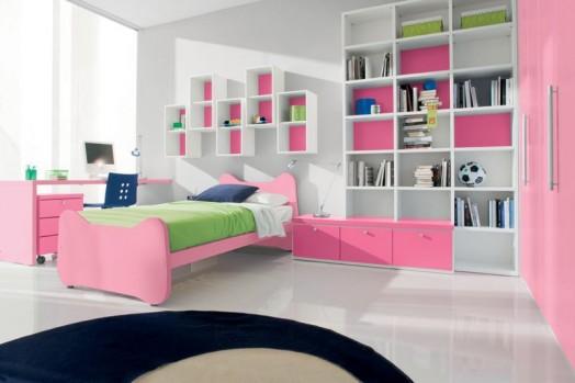 Future House Design: Teenage bedroom Design