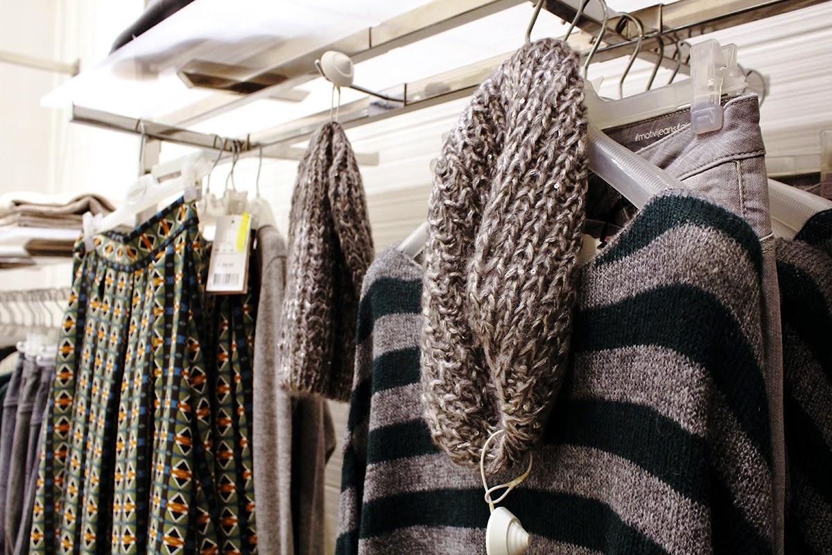 Motivi Made on Me  la collezione autunno inverno e il nuovo shopping ... 481aaa9418f5