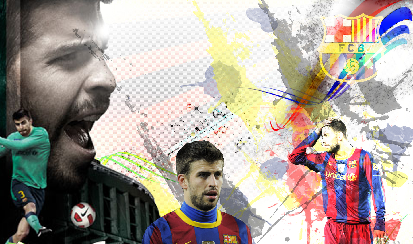 Gerard Pique Wallpapers