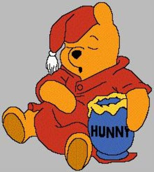 Pooh bear pictures