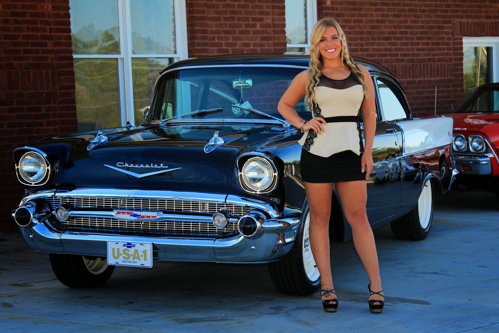 1950 to 1959 classic chevrolet cars and trucks. Black Bedroom Furniture Sets. Home Design Ideas