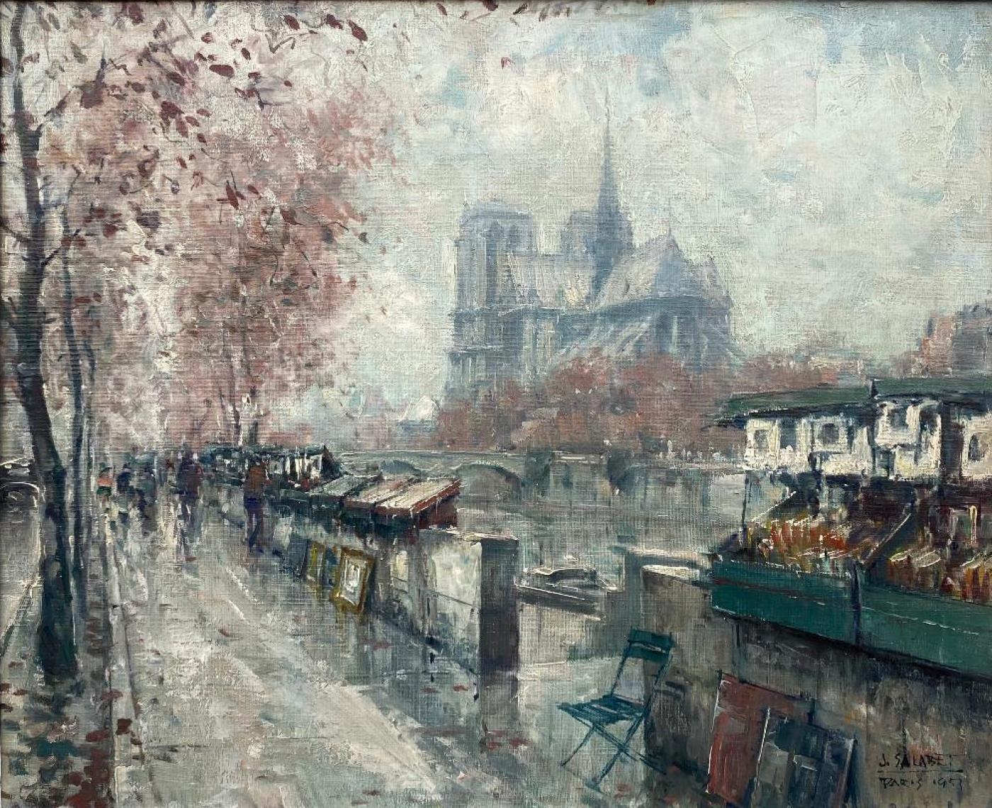 Jean Salabet Notre Dame