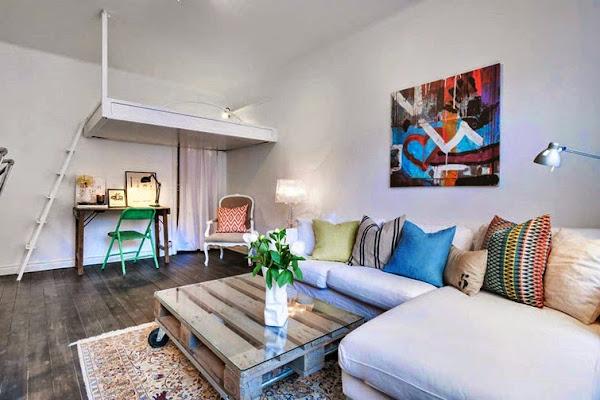 Decoracion apartamento estudio for Decoracion apto