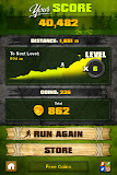 Survival Run With Bear Grylls Score