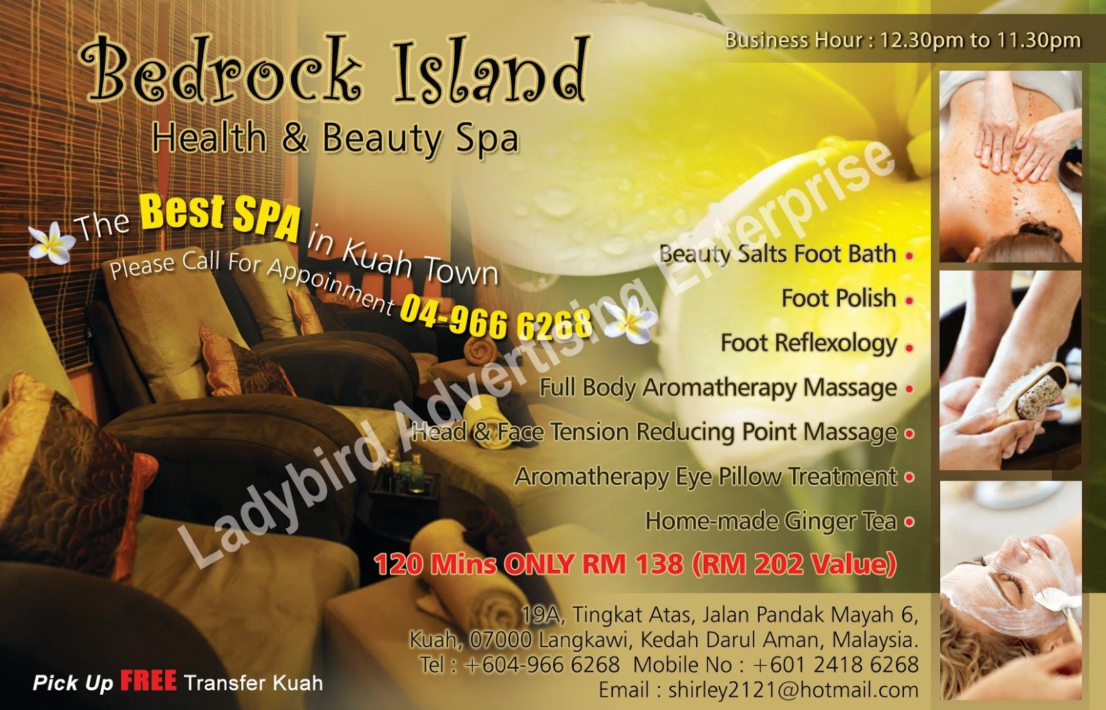 Bedrock Island Spa Langkawi